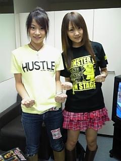 川田さんTシャツだよ