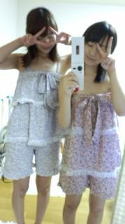 パジャマ姉妹