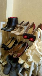 靴とアイコン